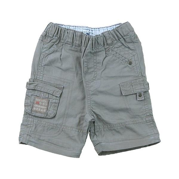 Pantalon convertible short - GRAIN DE BLÉ - 6 mois (68)