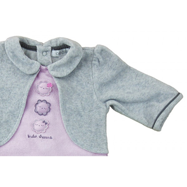 Pyjama - OBAÏBI - 3 maanden (59)