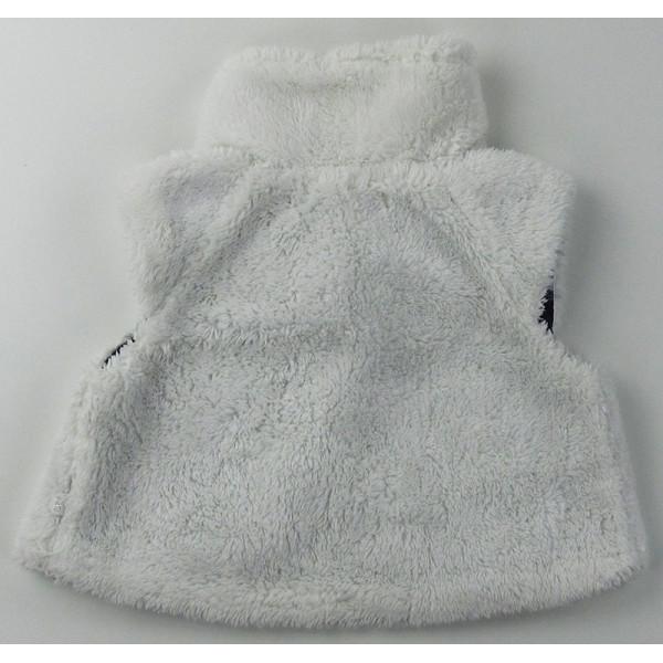 Fleece vest - OBAÏBI - 6 maanden (68)